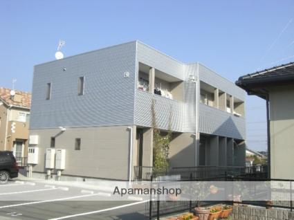 愛知県豊川市、国府駅徒歩10分の築7年 2階建の賃貸テラスハウス