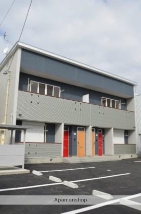 愛知県豊川市、諏訪町駅徒歩6分の築3年 2階建の賃貸アパート