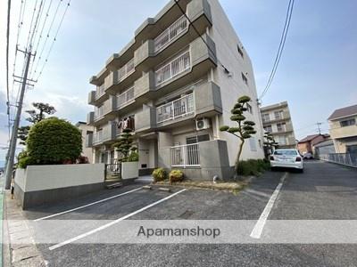 愛知県津島市、津島駅徒歩15分の築30年 4階建の賃貸マンション