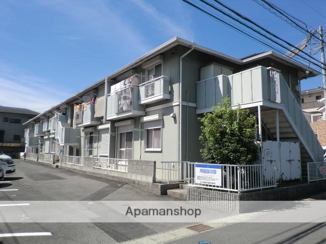 三重県四日市市の築23年 2階建の賃貸アパート