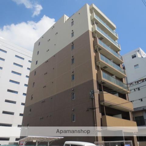 三重県四日市市、四日市駅徒歩14分の築6年 9階建の賃貸マンション