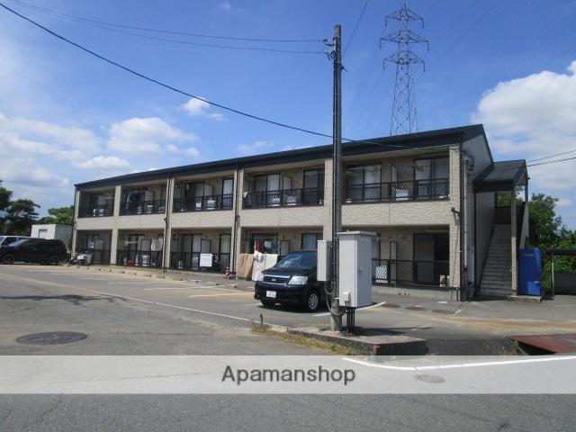 三重県三重郡菰野町、梅戸井駅徒歩17分の築11年 2階建の賃貸アパート