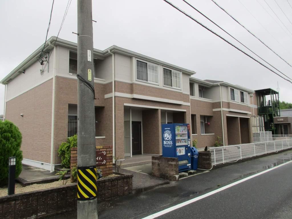 三重県四日市市、朝日駅徒歩26分の築8年 2階建の賃貸アパート