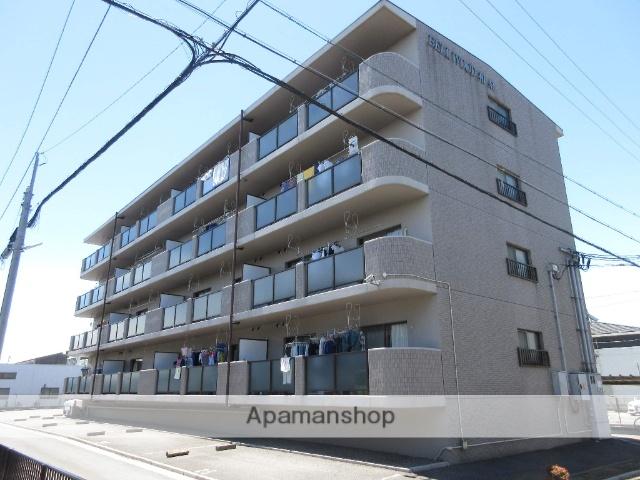 三重県桑名市の築19年 4階建の賃貸マンション