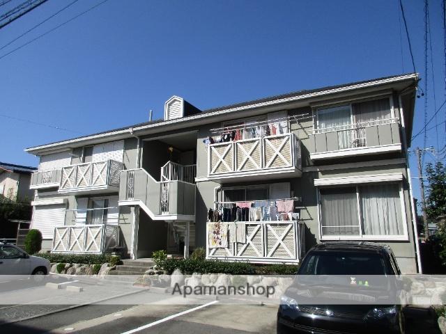 三重県四日市市、富田駅徒歩18分の築24年 2階建の賃貸アパート
