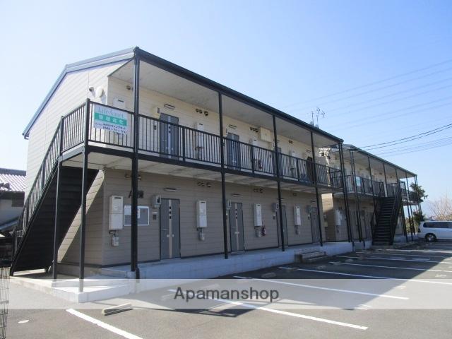 三重県桑名市、七和駅徒歩2分の築8年 2階建の賃貸アパート