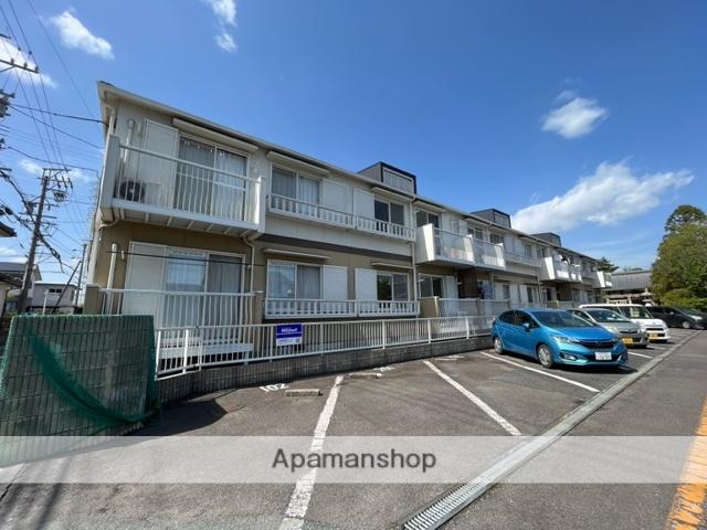 三重県四日市市、富田駅徒歩14分の築26年 2階建の賃貸アパート