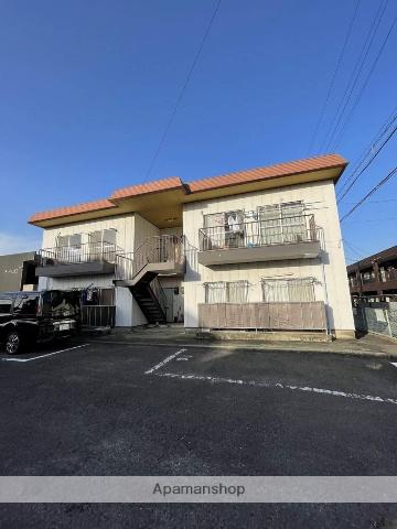 三重県四日市市、中川原駅徒歩7分の築31年 2階建の賃貸アパート
