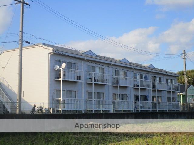 三重県四日市市、大矢知駅徒歩17分の築23年 2階建の賃貸アパート