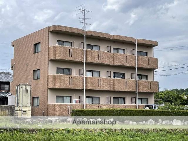 三重県三重郡菰野町の築19年 3階建の賃貸マンション