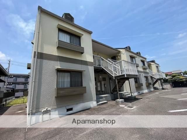 三重県四日市市、富田駅徒歩16分の築30年 2階建の賃貸アパート