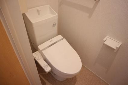 アルベンシス Ⅱ[1LDK/46.83m2]のトイレ