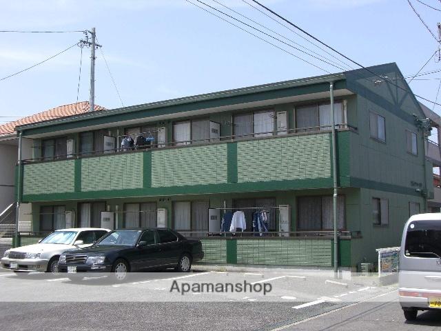 三重県四日市市、中川原駅徒歩10分の築19年 2階建の賃貸アパート