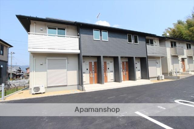 三重県伊賀市、西大手駅徒歩7分の新築 2階建の賃貸アパート