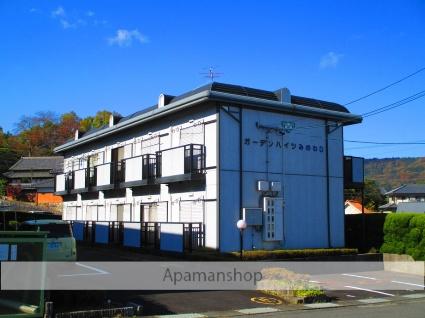 三重県名張市、赤目口駅徒歩30分の築24年 2階建の賃貸アパート