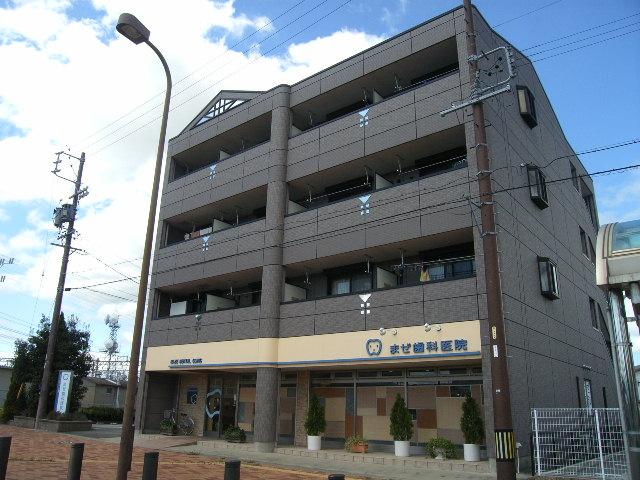 三重県松阪市、伊勢中川駅徒歩1分の築12年 4階建の賃貸マンション