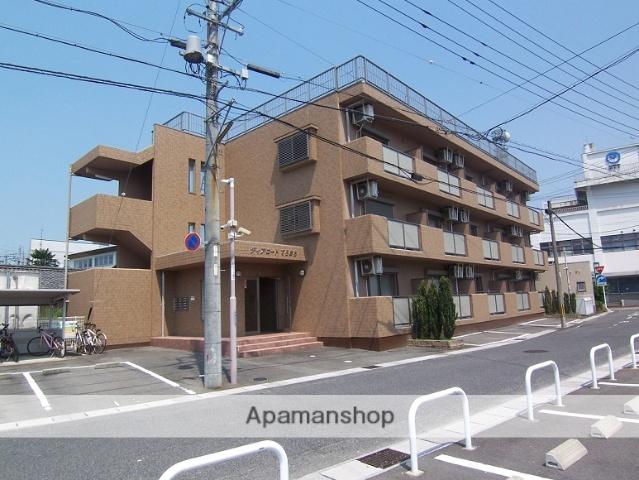 三重県津市、久居駅徒歩6分の築11年 3階建の賃貸マンション