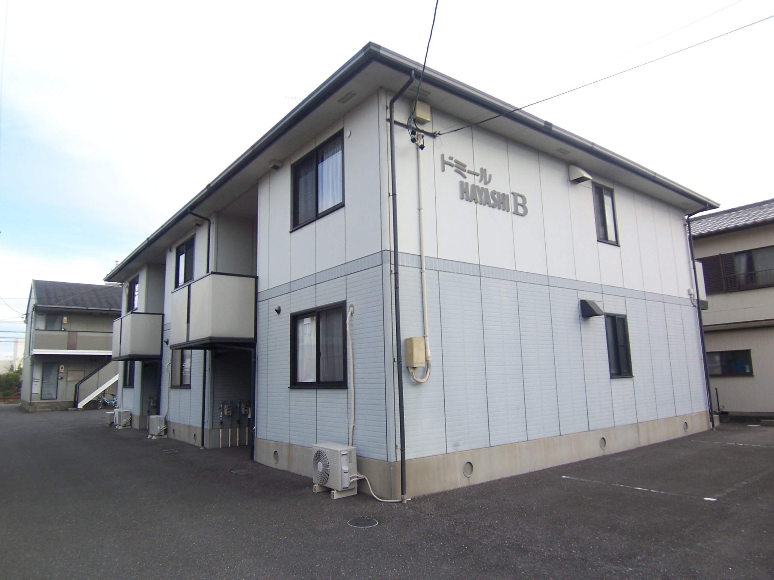 三重県津市、津新町駅徒歩16分の築18年 2階建の賃貸アパート