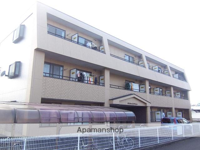 三重県津市、高茶屋駅徒歩15分の築19年 3階建の賃貸アパート