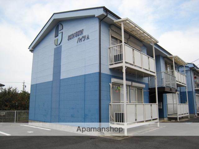 三重県津市、久居駅徒歩24分の築19年 2階建の賃貸アパート