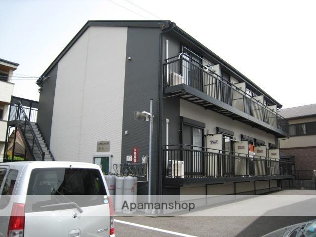 三重県津市、阿漕駅徒歩13分の築9年 2階建の賃貸アパート