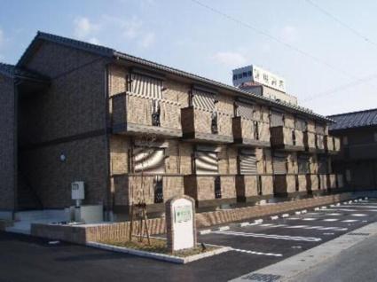 三重県津市高茶屋小森上野町[1K/30.03m2]の外観