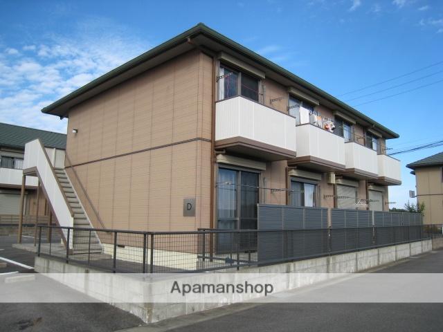 三重県津市、久居駅徒歩25分の築11年 2階建の賃貸アパート
