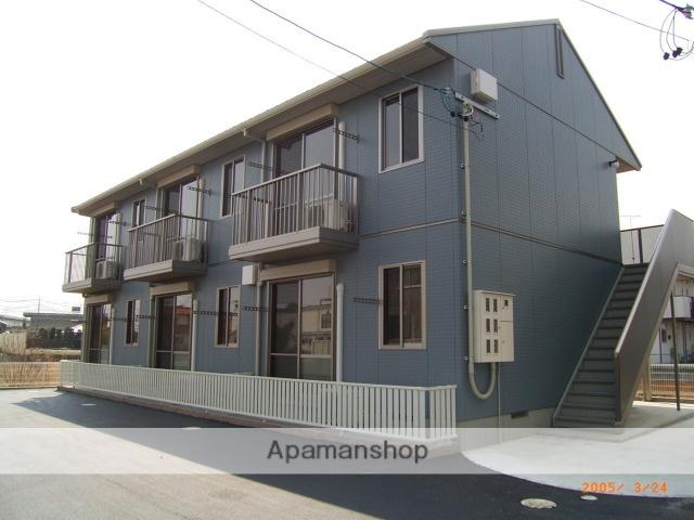 三重県津市、久居駅徒歩24分の築12年 2階建の賃貸アパート