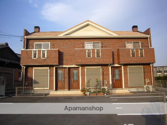 三重県津市、千里駅徒歩8分の築10年 2階建の賃貸アパート