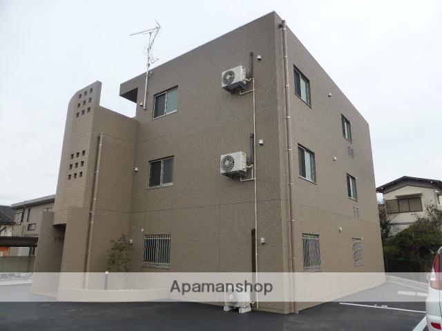 三重県津市、江戸橋駅徒歩12分の新築 3階建の賃貸マンション