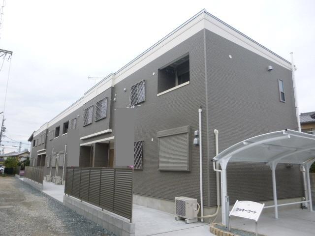 三重県津市、阿漕駅徒歩20分の新築 2階建の賃貸アパート