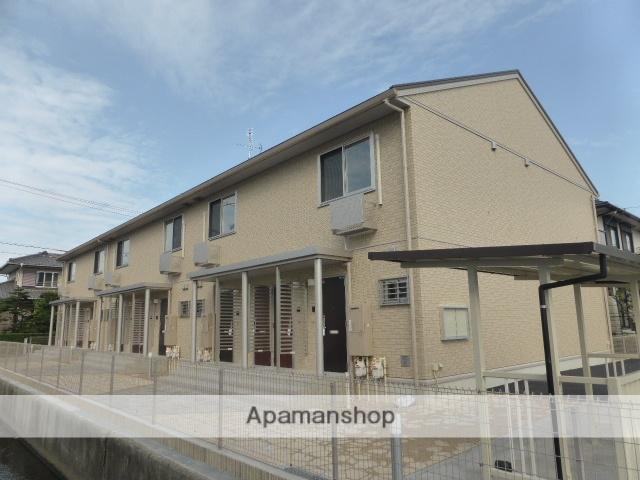 三重県津市、阿漕駅徒歩6分の新築 2階建の賃貸アパート