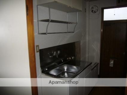 コーポ光Ⅱ[1K/17.3m2]のキッチン