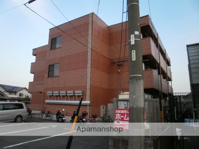 三重県いなべ市、西藤原駅徒歩20分の築9年 3階建の賃貸マンション