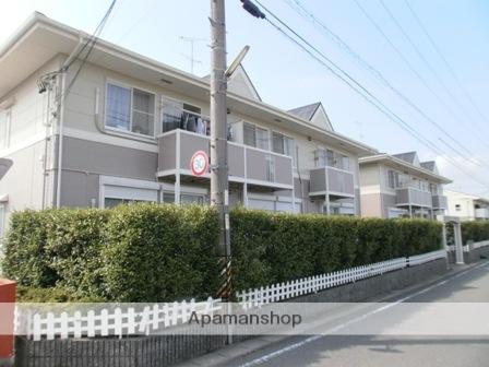 三重県三重郡朝日町、朝日駅徒歩5分の築20年 2階建の賃貸アパート