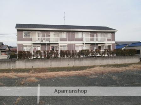 三重県三重郡朝日町、朝日駅徒歩7分の築19年 2階建の賃貸アパート