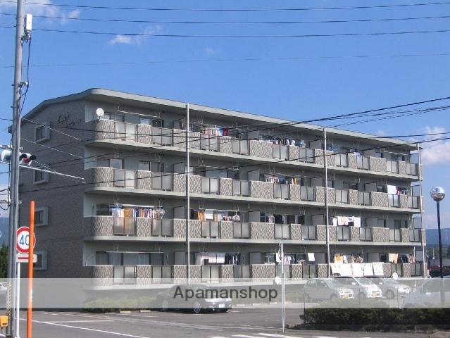 三重県いなべ市、三里駅徒歩7分の築19年 4階建の賃貸マンション