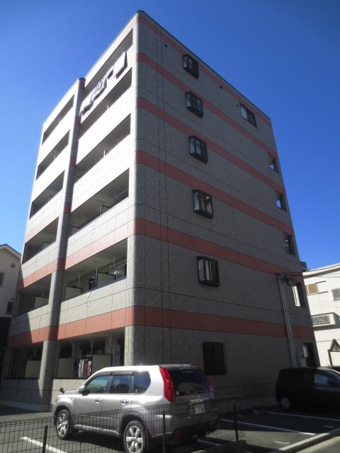 三重県四日市市、赤堀駅徒歩10分の築7年 6階建の賃貸マンション