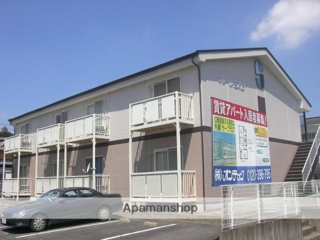 三重県四日市市、伊勢川島駅徒歩5分の築18年 2階建の賃貸アパート
