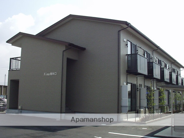 滋賀県甲賀市、甲南駅徒歩83分の築9年 2階建の賃貸アパート