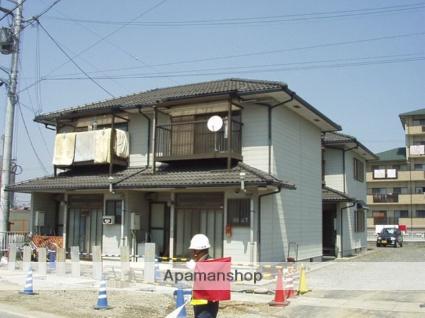 滋賀県甲賀市、貴生川駅徒歩33分の築23年 2階建の賃貸アパート