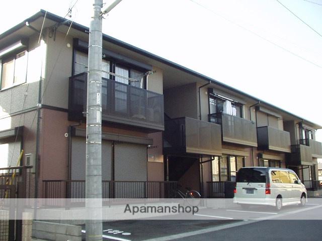 滋賀県甲賀市、貴生川駅徒歩5分の築15年 2階建の賃貸アパート
