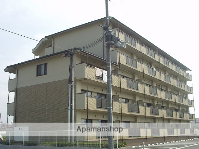滋賀県甲賀市、水口石橋駅徒歩13分の築12年 5階建の賃貸マンション