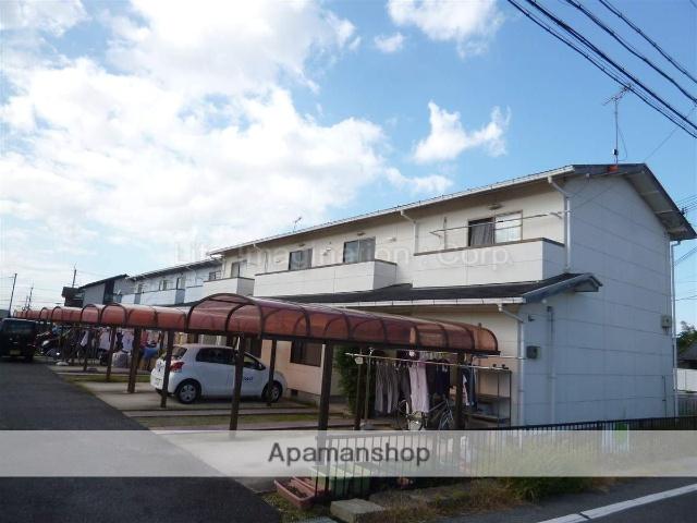滋賀県甲賀市、水口石橋駅徒歩15分の築25年 2階建の賃貸テラスハウス