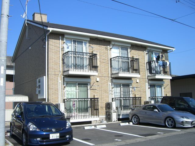 滋賀県甲賀市、貴生川駅徒歩5分の築12年 2階建の賃貸アパート