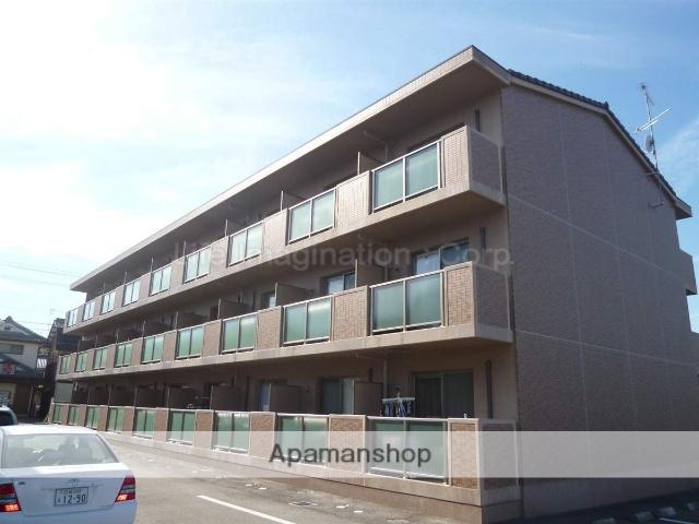 滋賀県湖南市、甲西駅徒歩28分の築9年 3階建の賃貸マンション