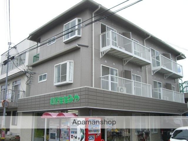 滋賀県甲賀市、玉桂寺前駅徒歩30分の築25年 3階建の賃貸マンション