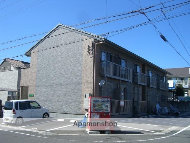 滋賀県甲賀市、貴生川駅徒歩68分の築8年 2階建の賃貸アパート