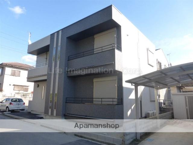 滋賀県甲賀市、水口駅徒歩40分の新築 2階建の賃貸アパート