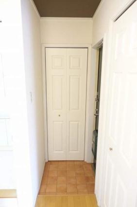 リストワール甲西[1LDK/47.61m2]の玄関